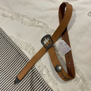 Brand new free people belt